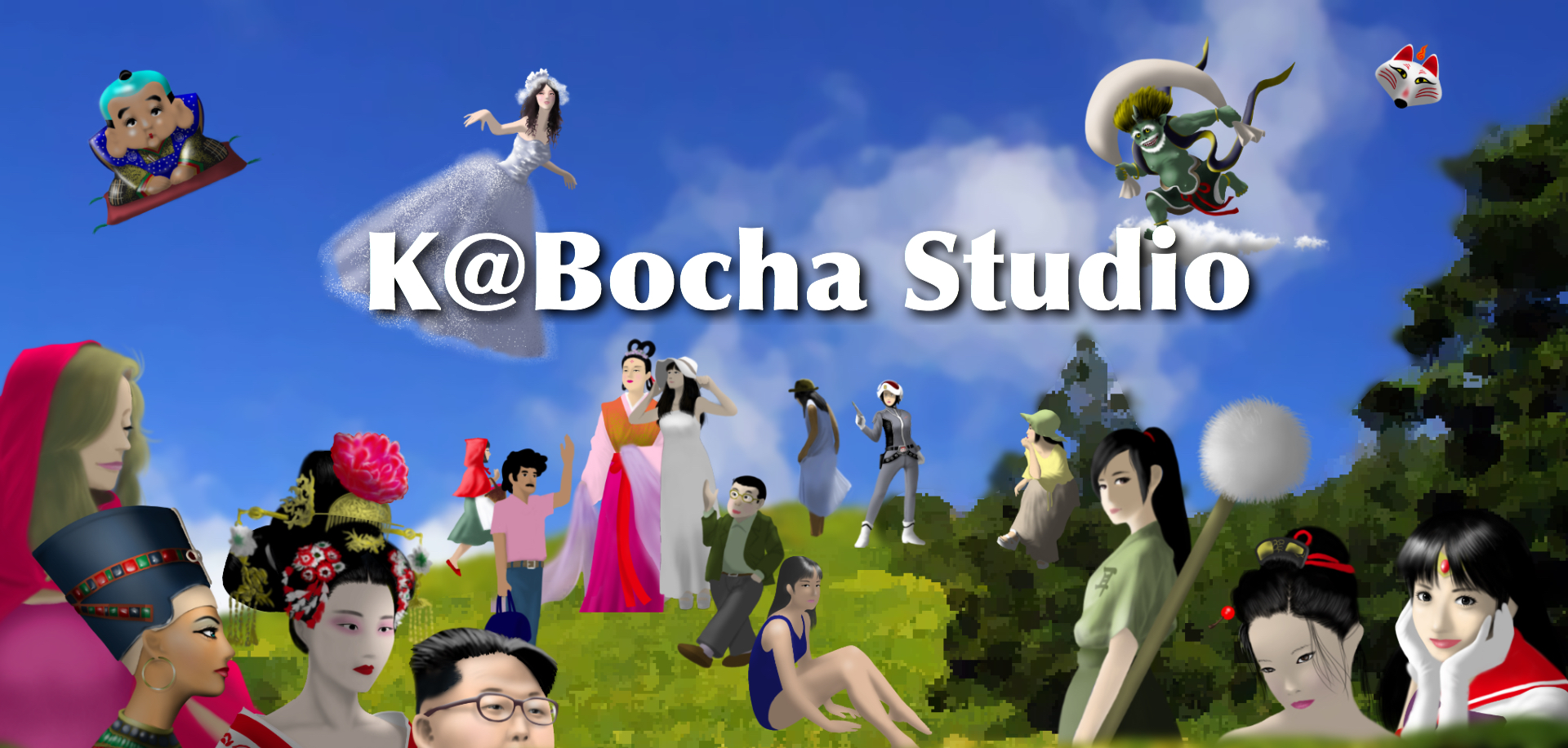 K@Bocha Studio